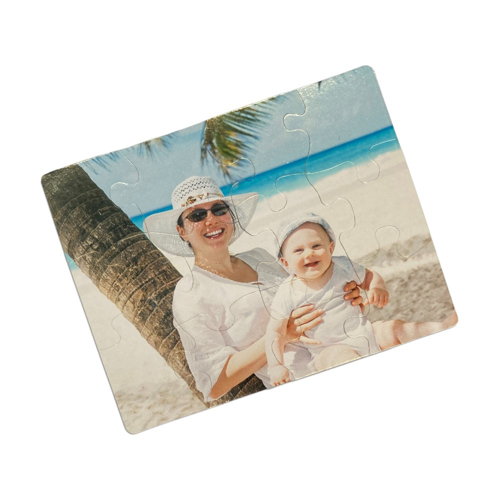 Personalised 12 piece puzzle