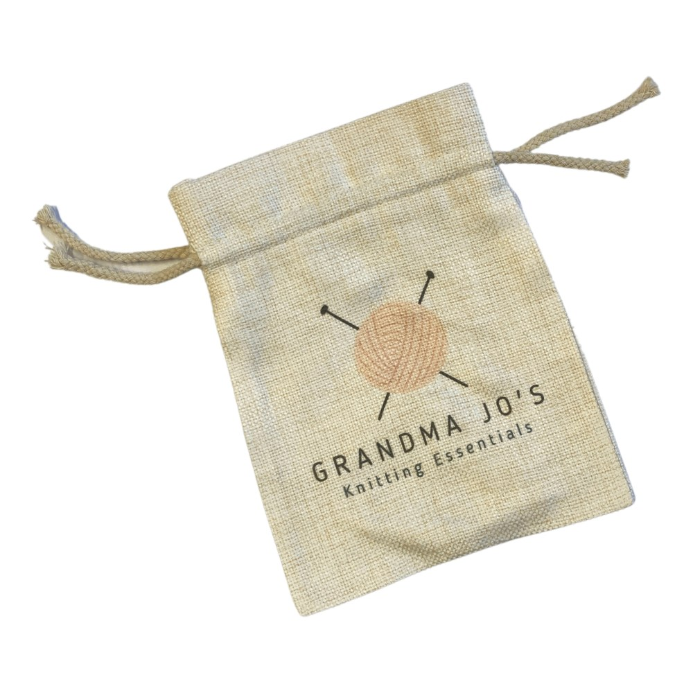personalised gift pouches