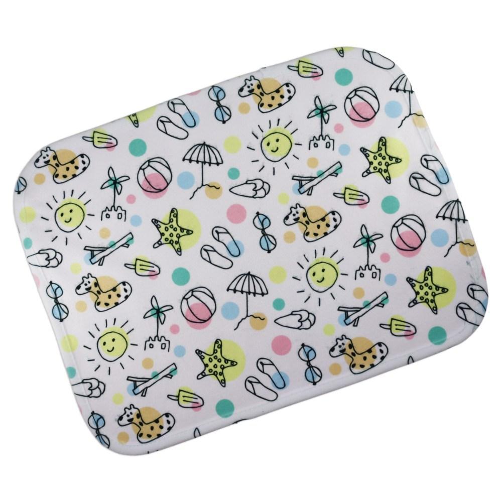 design your own baby burp blanket