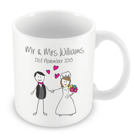 Personalised Wedding Gifts Personaliseit4me