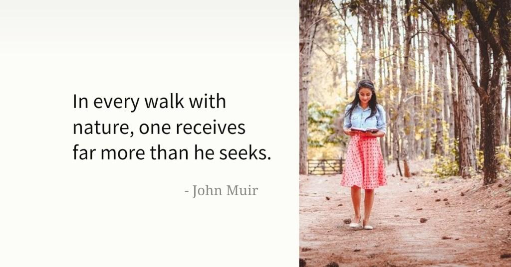 - John Muir