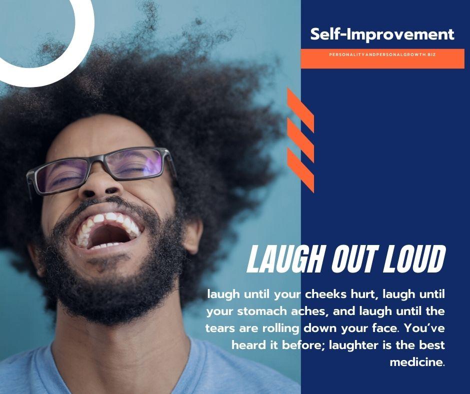 Self-Improvement tips