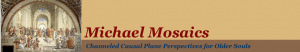 Michael Mosaics website eader