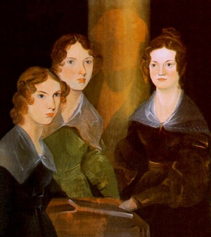 Portrait of the Brontë sisters, by Branwell Brontë