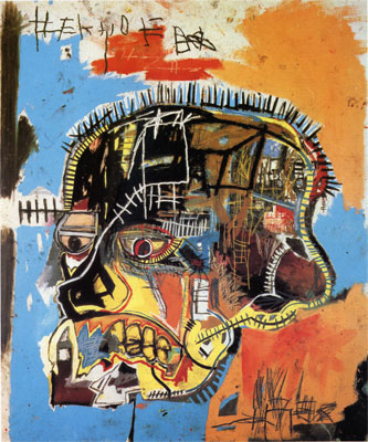 Untitled, by Jean-Michel Basquiat (1984)