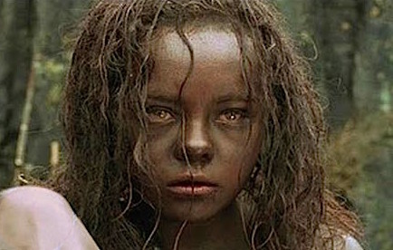 psychopathic girl from King Kong 2005