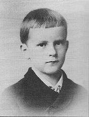 Carl Jung (age 6)