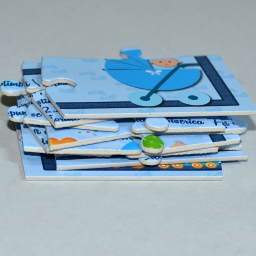Puzzle Personalizat 9 piese