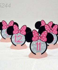Numar Masa Minnie Mouse