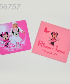 Invitatie Tematica Minnie