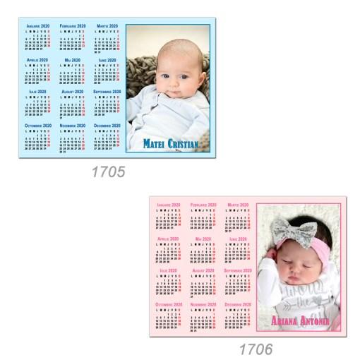 Calendare 2020 Personalizate