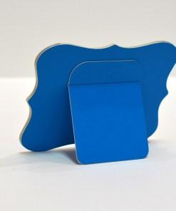 Rama foto 15cm x 10cm nuanta albastra, tematica Mickey