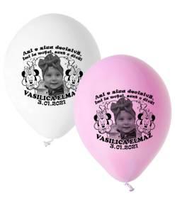 Baloane personalizate pentru mot