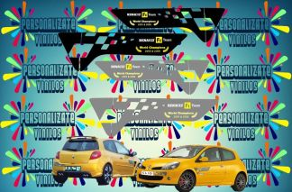 laterales renault clio r27
