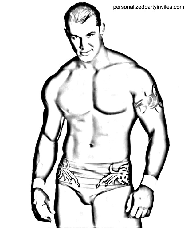 triple h coloring pages images amp pictures becuo