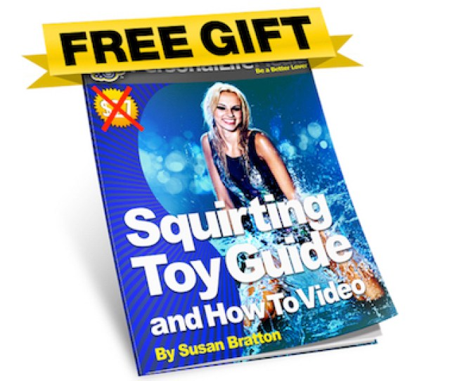 G Spot Toy Guide To Female Ejaculation