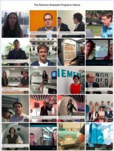 Erfolgreiches Employer Branding: Jede Menge Videos auf der SGP-Seite geben Einblicke hinter die Kulissen des Programms