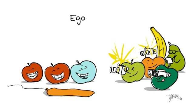 Frechmut-Essenzen - Ego