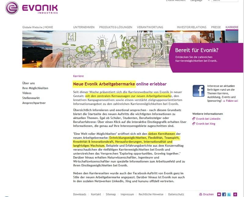 Employer Branding per Copy & Paste: Von Austauschbarkeit und leeren ...
