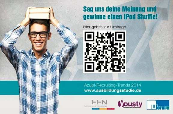 Aufruf zur Azubi-Recruiting Trends Studie 2014