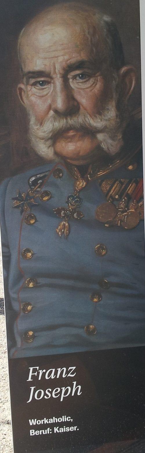 Franz Joseph - Beruf Kaiser