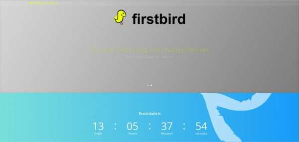 The day recruiting will change forever - firstbird proklamiert die Revolution im Recruiting