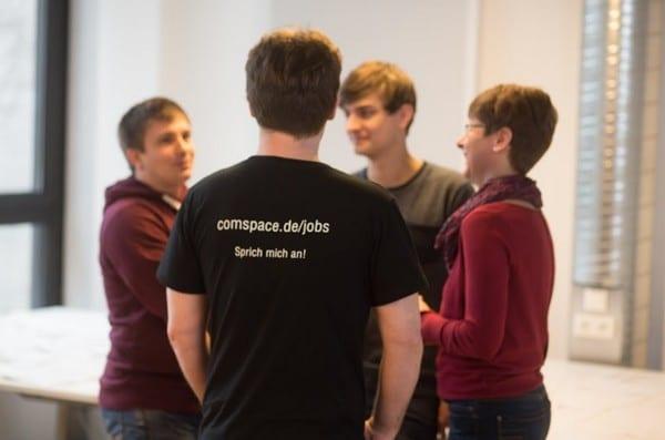 Jobs bei Comspace - jetzt wechseln! ;-)