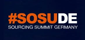 #sosude - Hashtag sourcing summit deutschland