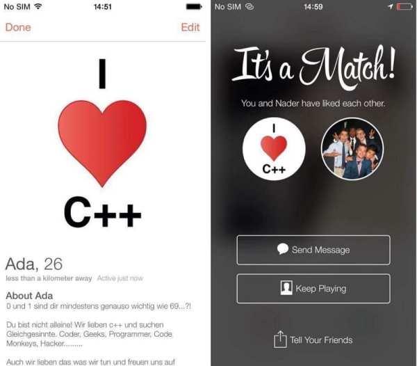 Content Marketing _Active Sourcing via Tinder