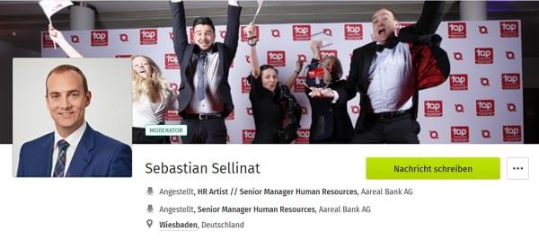 HR Artist Sebastian Sellinat