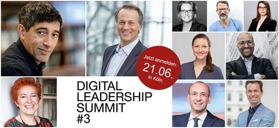 Digital Leadership Summit 3 in Köln