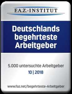 Der nächste Arbeitgebersiegel-Schmu - Deutschlands begehrteste Arbeitgeber vom F.A.Z.-Institut - Quelle F.A.Z.