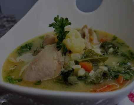 Juneća supa za dijetu
