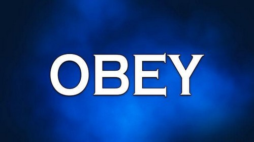 Will you Obey?