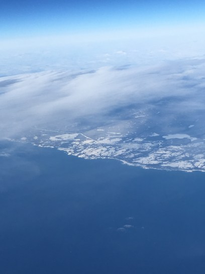 Flying Over Quebec 2