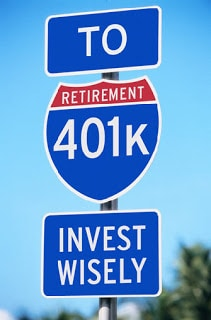Using Your 401k in a Rough Spot