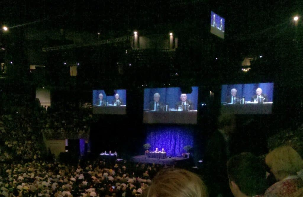 Warren Buffett and Charlie Munger - 2012 Berkshire Hathaway Meeting