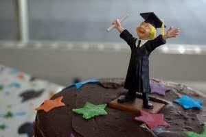 Graduation Day Cake Topper