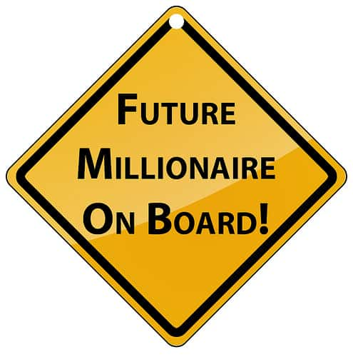 Six Steps to Take Now to Retire a Millionaire