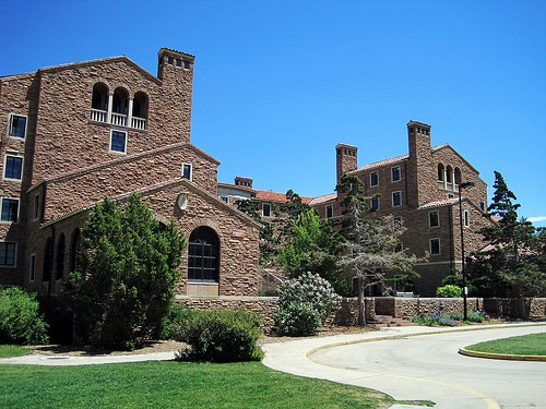 University of Colorado dorm Farrand Hall