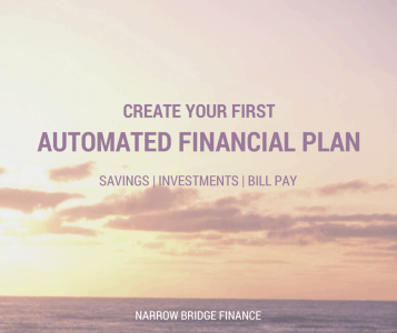 Automated Financial Plan