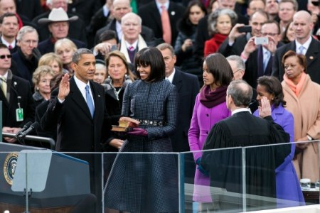 Obama Job Day One