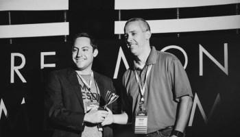 Plutus Awards FinCon14 Eric Rosenberg