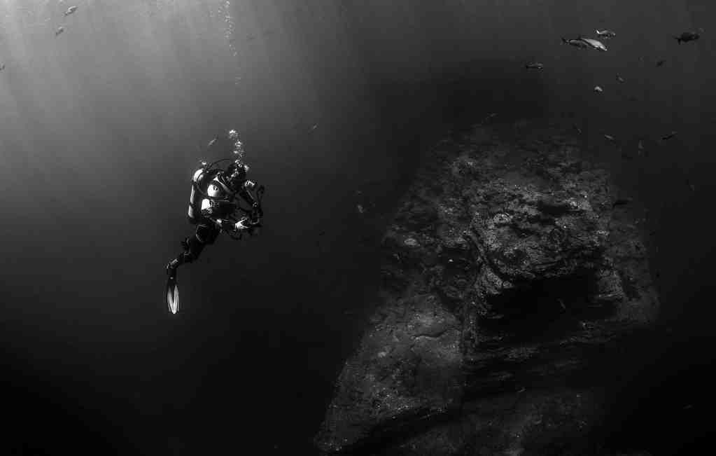 Scuba Diving Photography