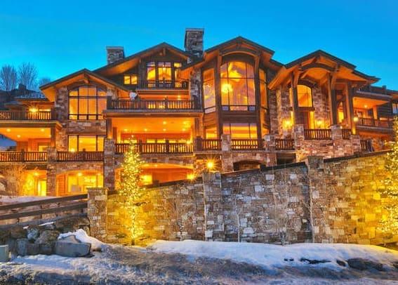 ski home