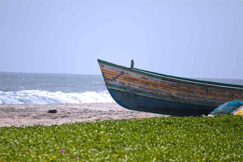 Boat on the Beach - PersonalProfitability.com