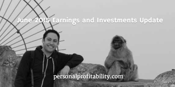 June'15 Earnings and Investments update