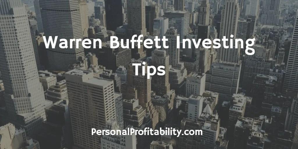 Warren-Buffett-Investing-Tips