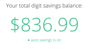 Digit Savings July