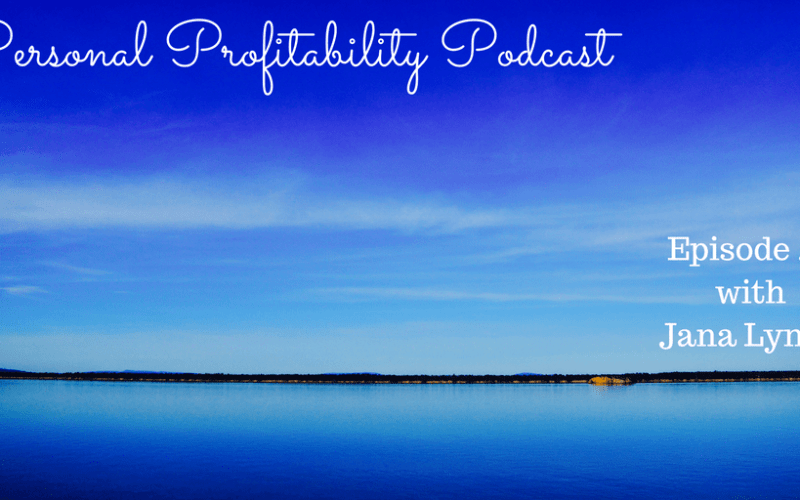 PPP046: I'm Jana Lynch and I Side Hustle for Fun